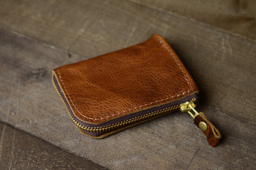 Skye L-Zip Wallet