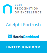 HotelsCombined Certificate of Excellence