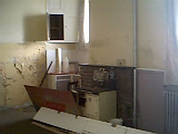 Old Kitchen Area of St Eugenes Hall