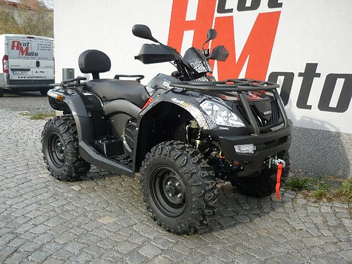 GOES IRON 450i MAX 4x4