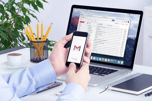 E-mailing na 200 000 živých e-mailových adres