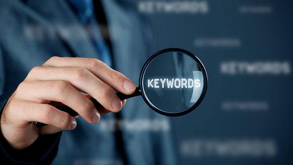 Návrhy klíčových slov a slovních spojení