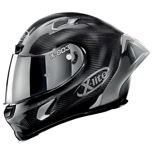 X-Lite - X-803 RS Ultra Carbon Silver Edition