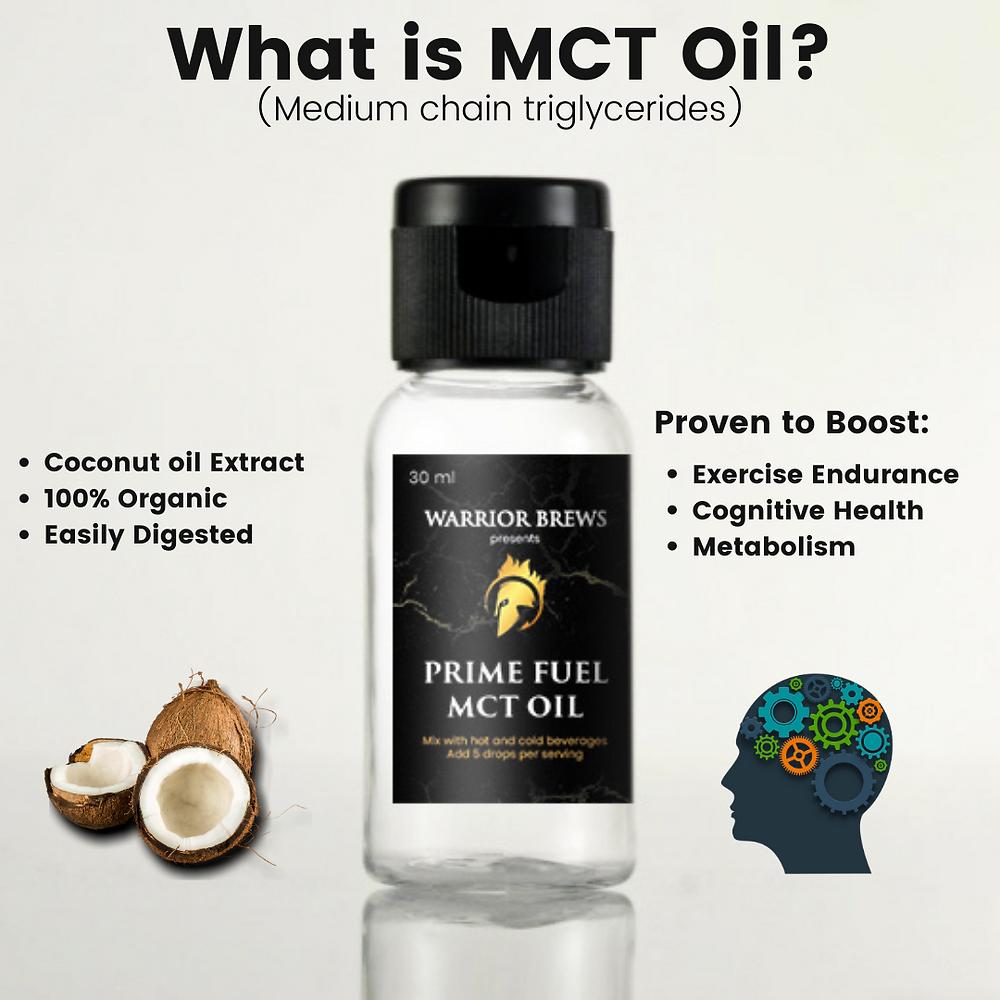 MCT Oil Vietnam