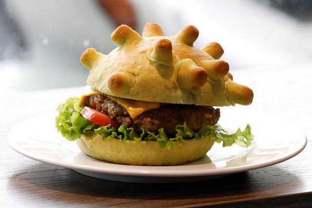 Hanoi Coronaburger