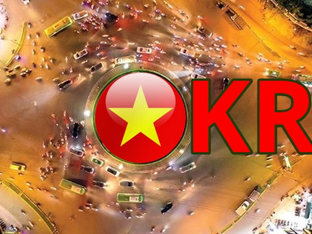 Introducing OKRs in Vietnam