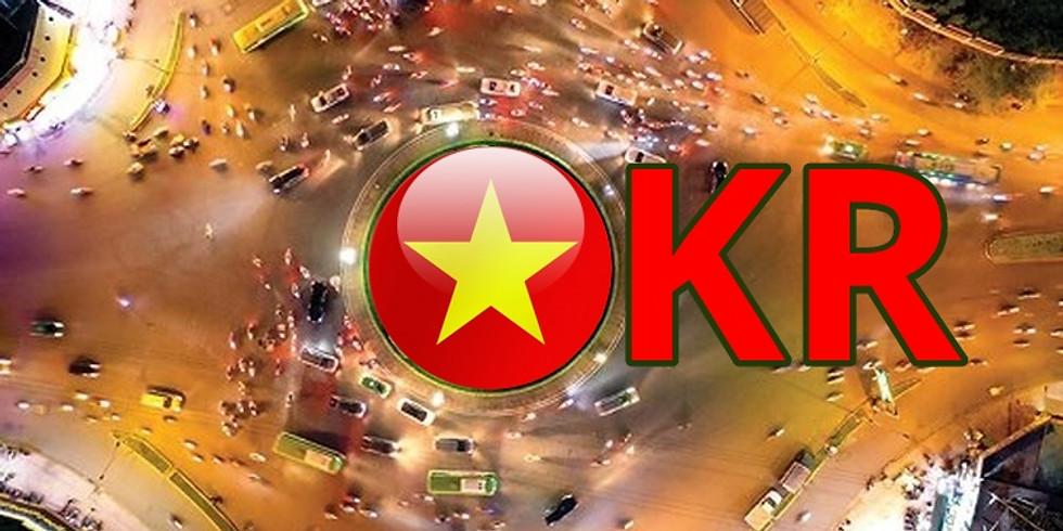 Objective & Key Results (OKR) Workshop - Breakfast - Network