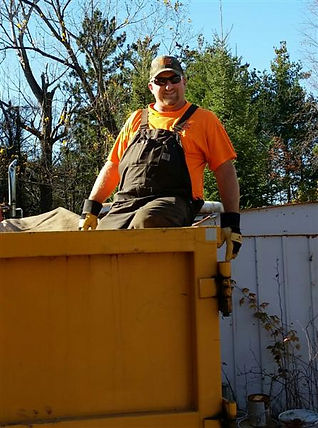 Roll-off containers and dumpsters for every job!