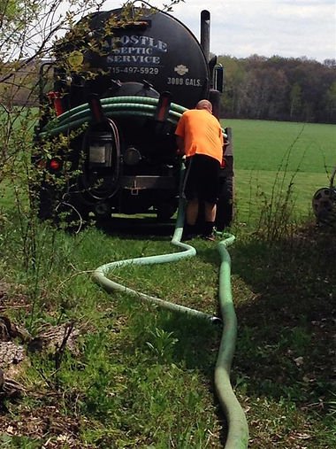 Apostle Septic Service - Septic Pumping