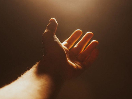 Про молитву: Нам корисний досвід пекла