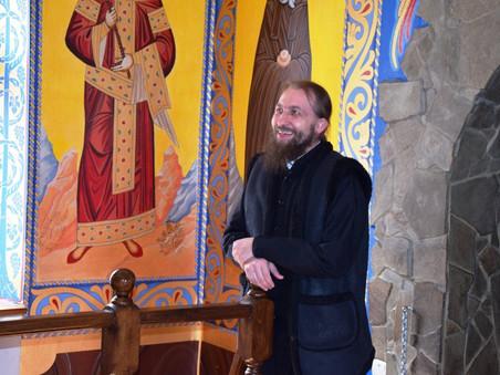 Бог завжди дає нам відповідь на запитання, – намісник монастиря ПЦУ Костянтин