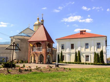 Запрошуємо у Свято-Миколаївський Жидичинський монастир