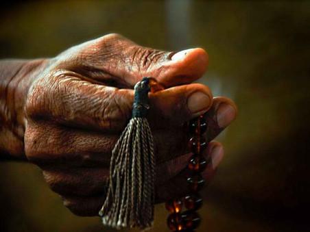 Про молитву: Побожний страх