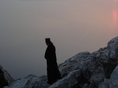 Про молитву: Помилуй нас і світ Твій