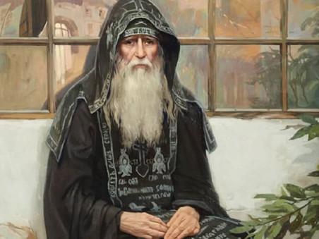 Чернече життя: Звершуй молитву зі смиренномудреністю, вважаючи себе недостойним