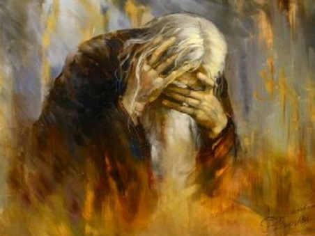 Про молитву: Божественне дихання