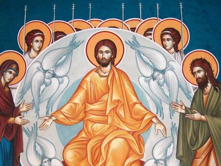 Євангельські читання: Встануть лжехристи і лжепророки