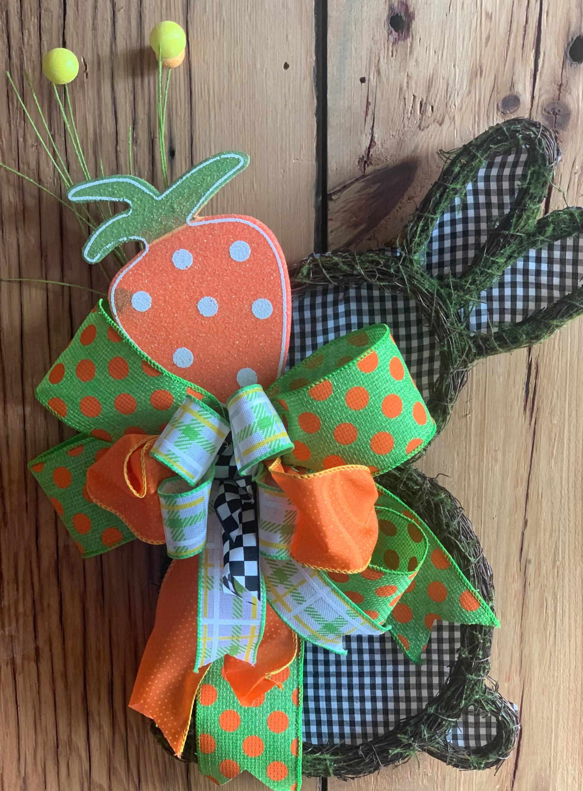 Bunny Wreath Class