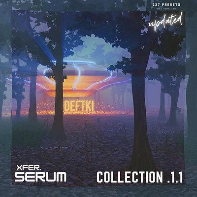 | UPDATED | Xfer Serum Col. 1.1