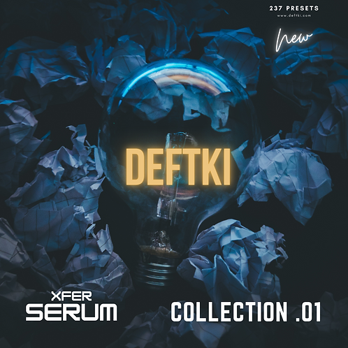 | NEW | Xfer Serum Col. 01