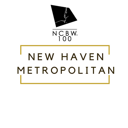 NCBW New Haven Metropolitan Chapter Logo