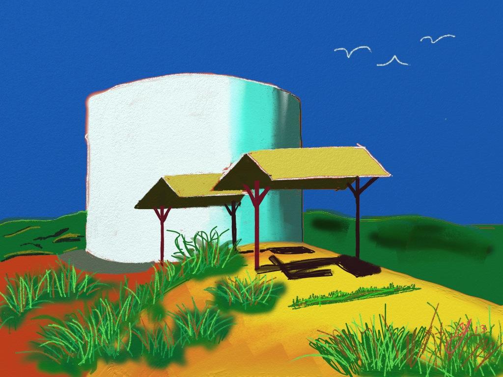Karratha Water Tank