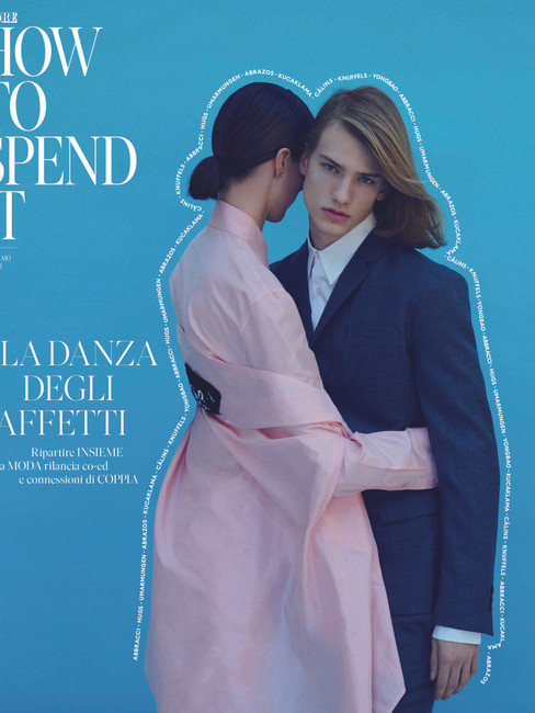 HOW TO SPEND IT - FEB 2021 COVER