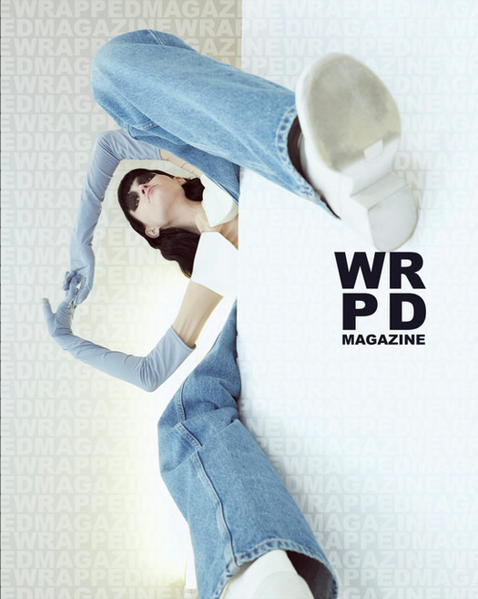 COVER for WRPD - NIBIRU _ an exclusive story celebrating MM6 Maison Margiela 'Avant-Première' Autumn - Winter 2021 collection