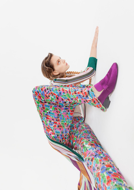 SWITCH MAGAZINE N59 - UNDER YOUR SKIN Missoni SPECIAL