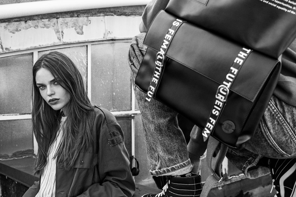 IF BAGS 2018 ADV CAMPAIGN