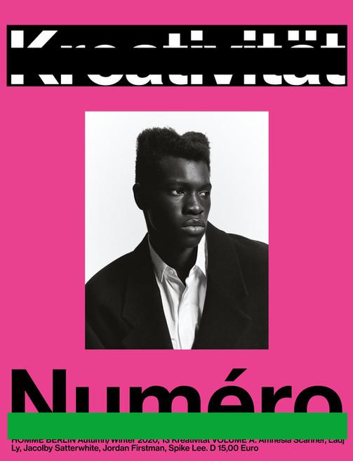 Numéro Berlin - Kreativität COVER