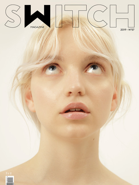SWITCH MAGAZINE N57 - COVER