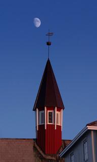 Longyearbyen Church Spire
