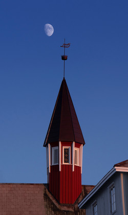 Longyearbyen Church Spire