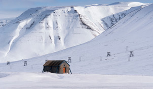 Little House on the Tundra