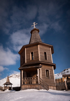 Barentsburg Church