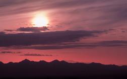 Sunrise at North Mountain Park