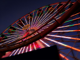 Ferris Wheel at Palisades Park