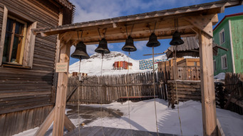 Church Bells in Barentsburg