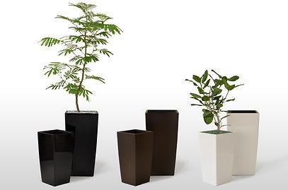 スタイルのよい植木鉢、伊勢原市