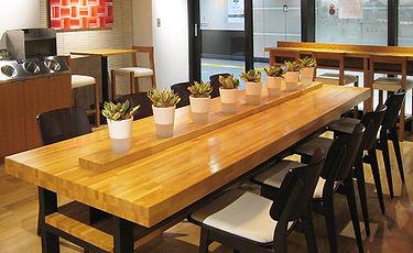 飲食店、観葉植物、レンタル