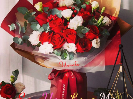 ♡ Say You Love Me ♡ send bouquets with card messages