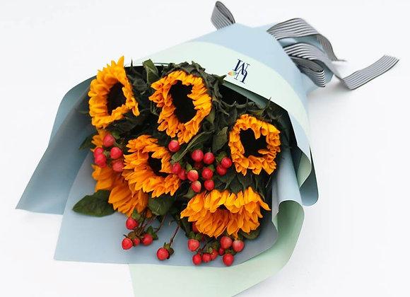 向日葵花束 Sunflower Bouquet