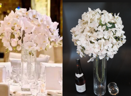 Clients also request for other floral products 商務客戶也想我們提供其他的花品