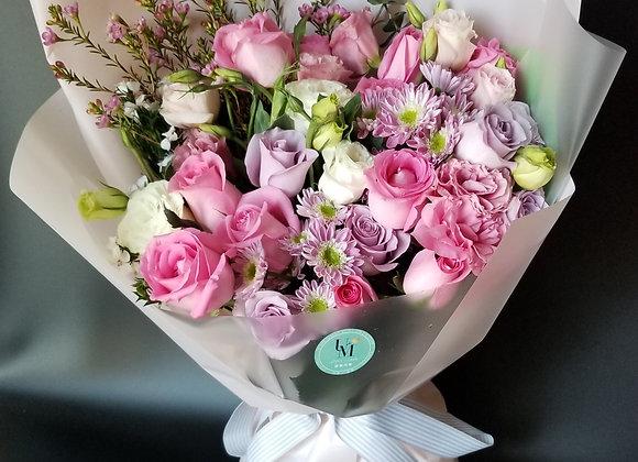 玫瑰花束幻彩 Roses in Grades