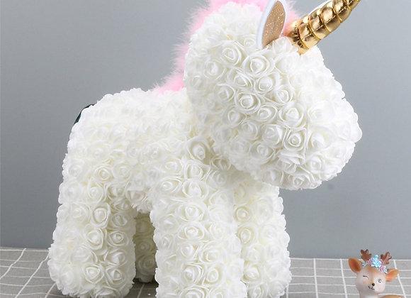 玫瑰獨角獸 Rose made Unicorn