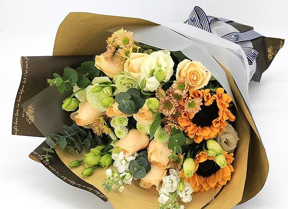 向日葵花束系列七 Sunflower Bouquet Set G