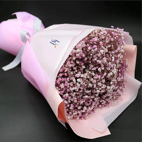 滿天星花束 Baby's Breath Bouquet