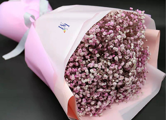 滿天星花束 Baby's Breath Bouquet