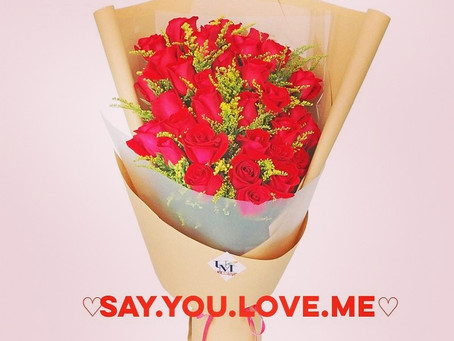♡ Say You Love Me ♡請你說愛我♡